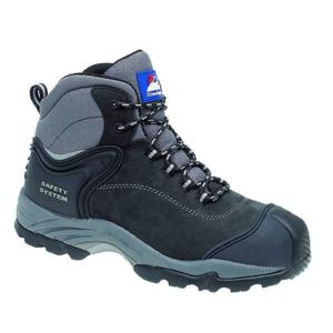 4103                Black Waterproof Boot